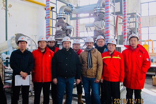 Haimo Energy Technology Haliba Project Successfully Passed the Acceptance Test