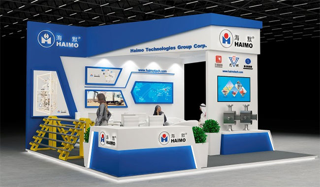 MEOS 2019 HAIMO technologies Group Corp. Waiting for You
