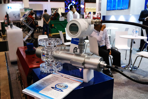 Haimo Technologies at OTC 2019