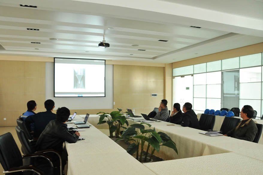 Haimo Technologies held a seminar for subsea equipment project