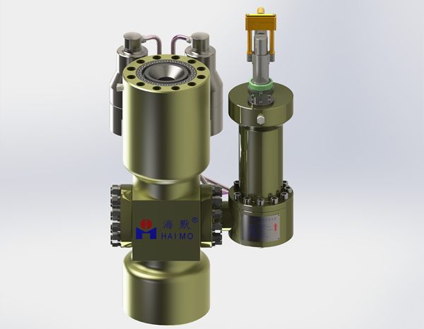 Subsea Multiphase Flow Meter