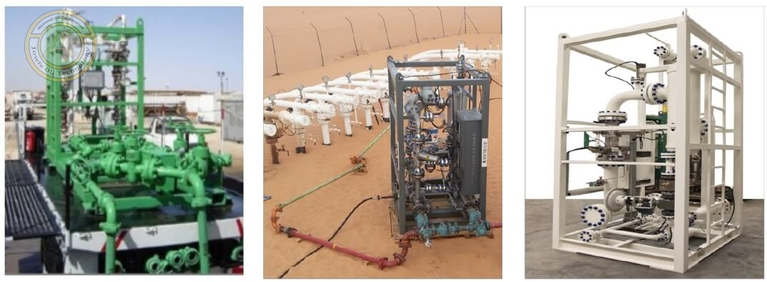 Successful Deployment of the Full Range Multiphase Flow Meter for Production Well Testing – Shrara Fields